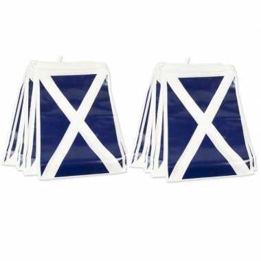 Feestwinkel   2x schotland vlaggenlijnen morgen amsterdam
