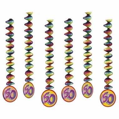 Feestwinkel   60 jaar versiering rotorspiralen morgen amsterdam