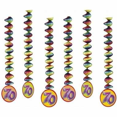 Feestwinkel | 70 jaar feest rotorspiralen 6x morgen amsterdam