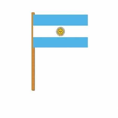Argentinie zwaaivlaggetjes