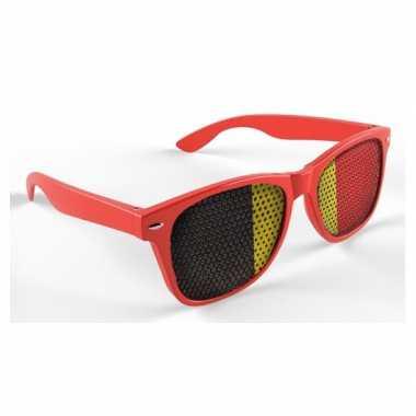 Belgie zonnebrillen