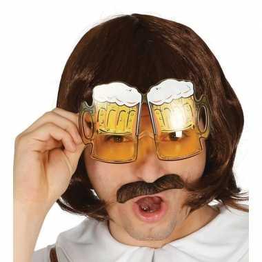 Feestwinkel | bierglazen partybril morgen amsterdam