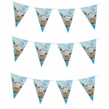 Feestwinkel | blauwe feest slinger piraten thema 6 m morgen amsterdam