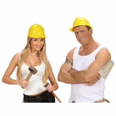 Bob de bouwer helm volwassenen