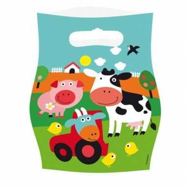 Feestwinkel | boerderij dieren zakjes morgen amsterdam
