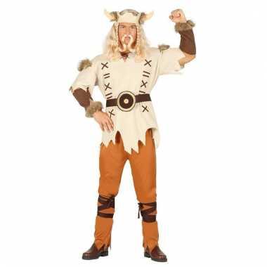 Feestwinkel | carnaval kostuum viking 6 delig voor mannen morgen amst