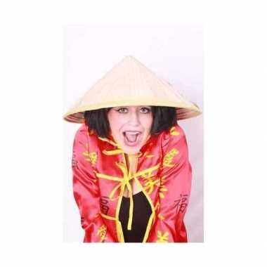 Chinese stro hoeden