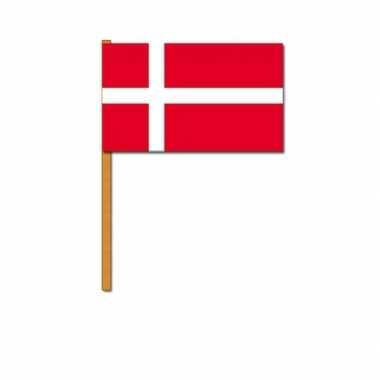 Denemarken zwaaivlaggetjes