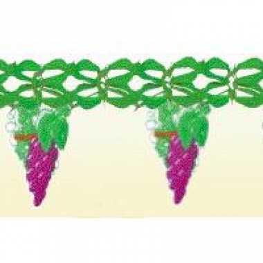 Druiven versiering slinger