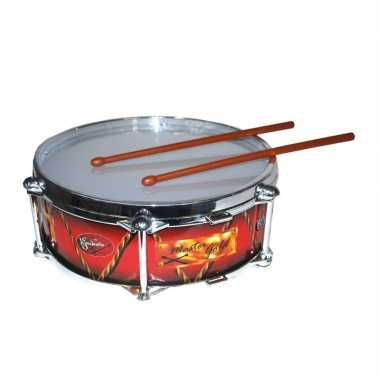 Drum met stokjes 32 cm