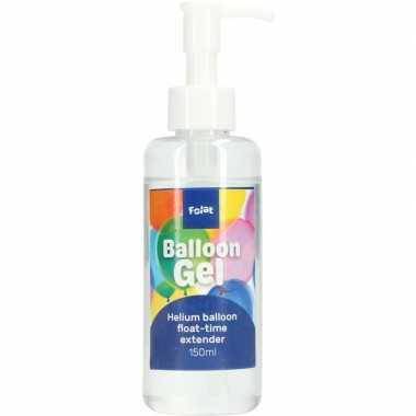 Float ballongel voor helium ballonnen