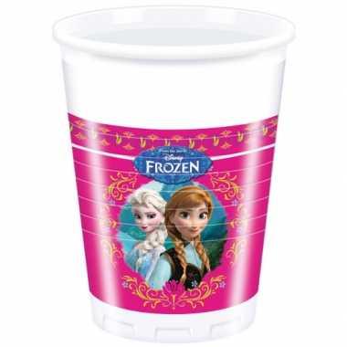 Frozen bekertjes 16 stuks