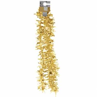 Feestwinkel | gouden feest folieslinger grof 180 cm morgen amsterdam