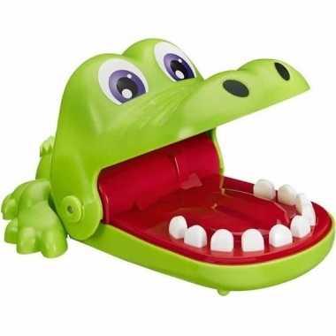 Hasbro spel krokodil met kiespijn