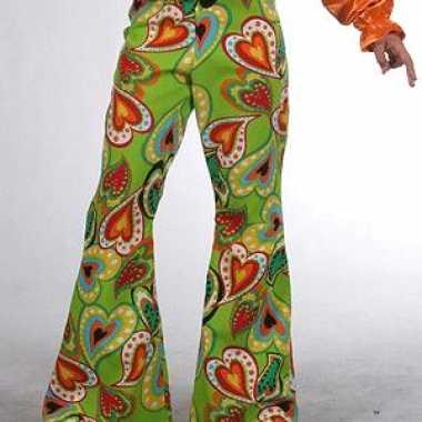 Feestwinkel   hippie broeken kinderen hartjes morgen amsterdam