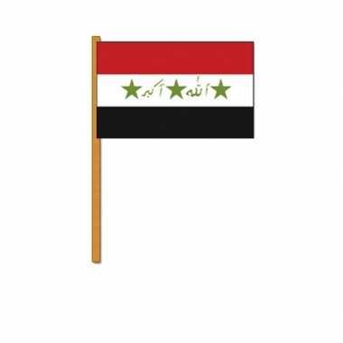 Irak zwaaivlaggetjes