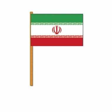Iran zwaaivlaggetjes