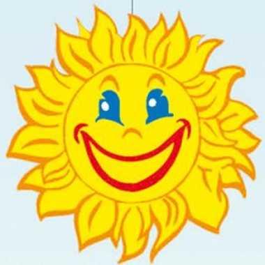 Feestwinkel    Kleine zon versiering morgen Amsterdam