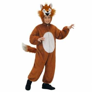 Luxe vossen pak voor kinderen