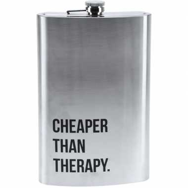 Mega heupflacon 1800 ml cheaper than therapy