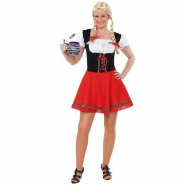 Oktoberfest jurkje dames oktoberfest kleding