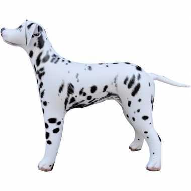 Feestwinkel   opblaas dalmatier hond dieren 75 cm realistische print