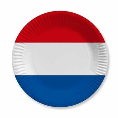 Feestwinkel | papieren holland bordjes 10 st morgen amsterdam