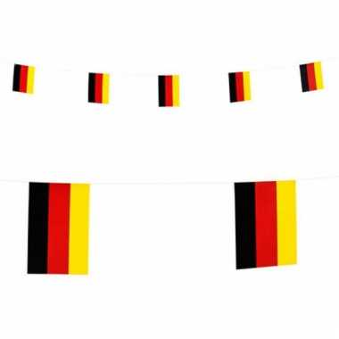 Feestwinkel | papieren vlaggenlijn slingers duitsland 6 m morgen amst