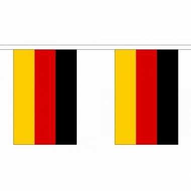 Feestwinkel | polyester duitsland vlaggenlijn morgen amsterdam