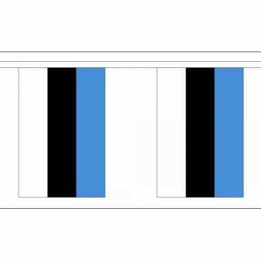 Polyester estland vlaggenlijn