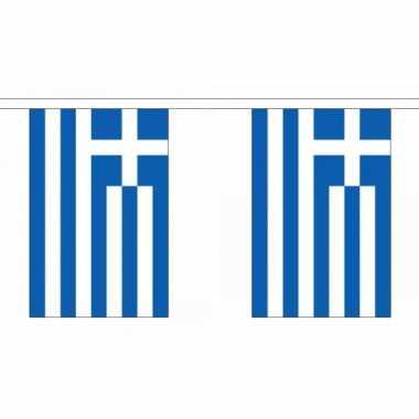 Feestwinkel | polyester griekenland vlaggenlijn morgen amsterdam