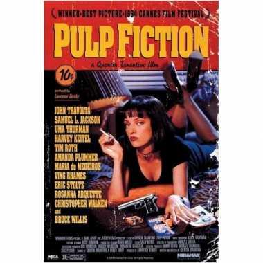 Pulp fiction maxi poster 61 x 91 5 cm