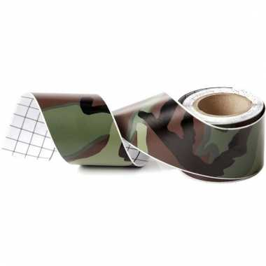 Rol camouflage tape 15 meter