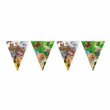Feestwinkel | safari/jungle thema feest slinger 10 meter morgen amste