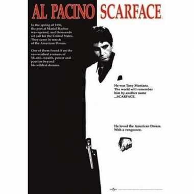 Scarface maxi poster 61 x 91 5 cm