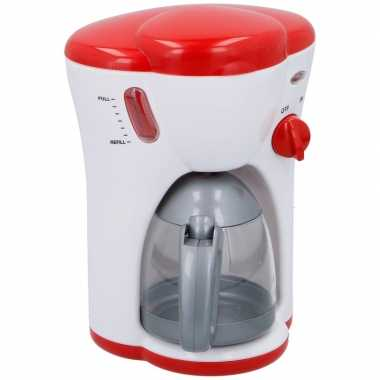 Speelgoed koffiezetapparaat voor jongens meisjes