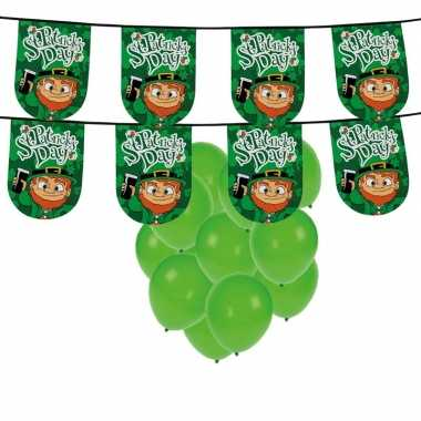 Feestwinkel | st. patricks day feestartikelen / versiering met ballon
