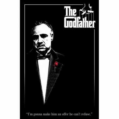 The godfather maxi poster 61 x 91 5 cm 10062927