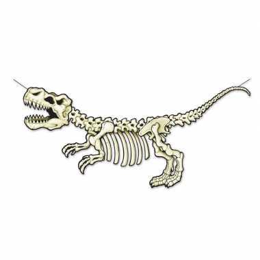 Feestwinkel   themafeest dinosaurus slinger 152 cm morgen amsterdam