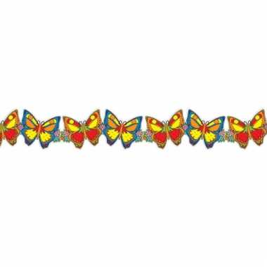 Feestwinkel |  Tropische vlinder slingers thuis Amsterdam of elders