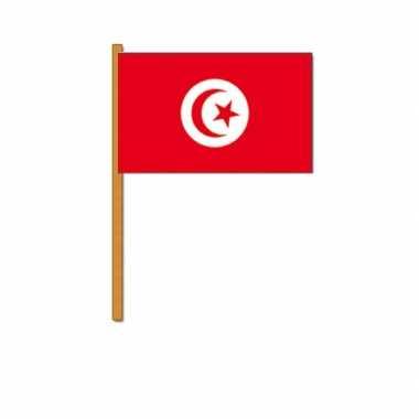 Tunesie zwaaivlaggetjes