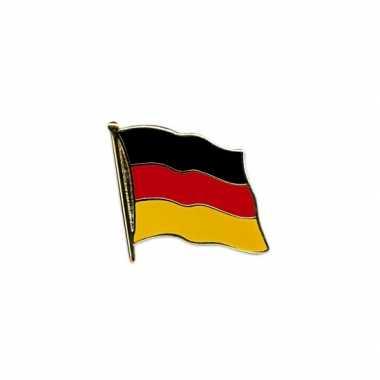 Feestwinkel |  Vlag speldjes Duitsland morgen Amsterdam