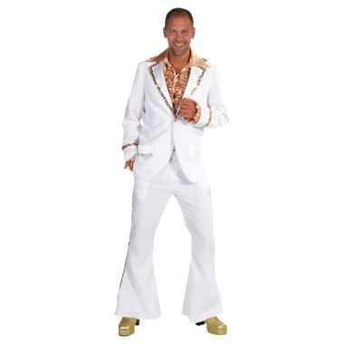 Feestwinkel | witte disco kostuums heren morgen amsterdam