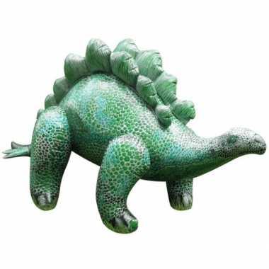 Feestwinkel |  XXL opblaas Stegosaurus groen 117 cm morgen Amsterdam