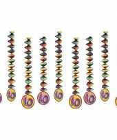 10 jaar versiering rotorspiralen 9x