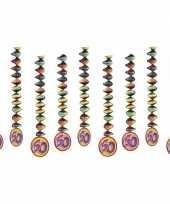 60 jaar versiering rotorspiralen 10153306