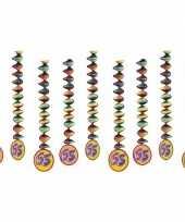 65 jaar feest versiering spiralen 10153321