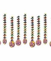 80 jaar versiering rotorspiralen 9x
