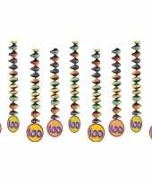 9x feest rotorspiralen 100 jaar
