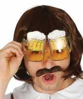 Bierglazen partybril 10152489